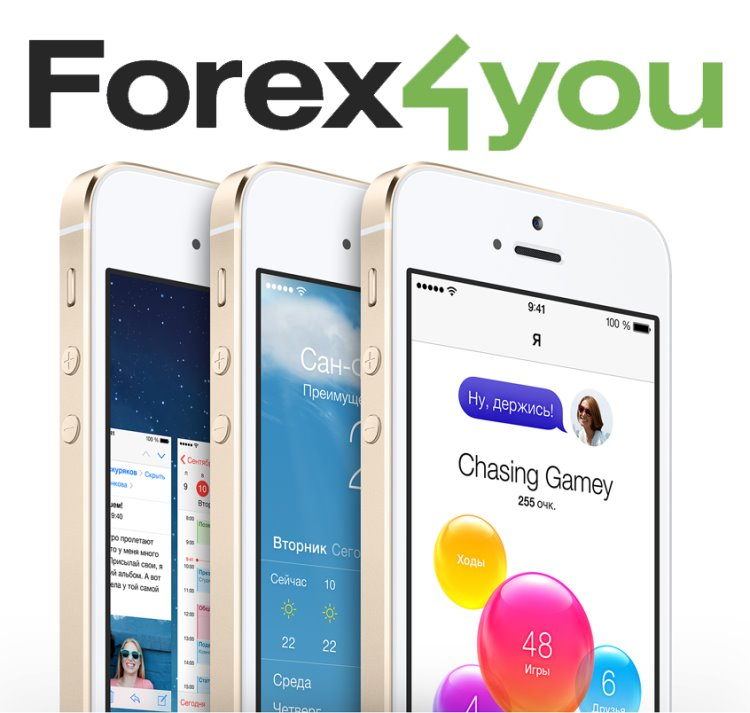 Новый Apple iPhone 5s 32 Gb от Forex4you